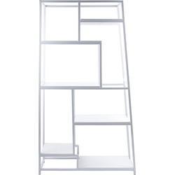 Leitmotiv Fushion Boekenkast 102 x 33 cm - Wit