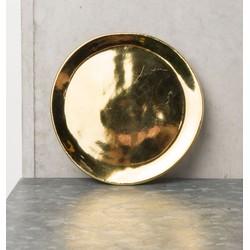 Plate Grow - Green/Gold