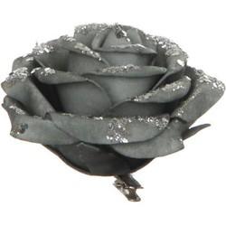 Roos Zilver 10cm