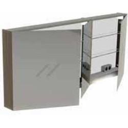 Thebalux Basic Spiegelkast 140x13,5x70 cm Sherwood