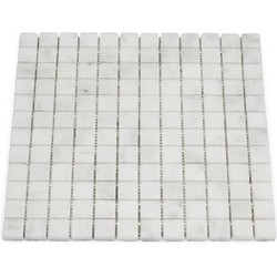 Mugla White Tumbled 2,3 x 2,3 x 1 cm