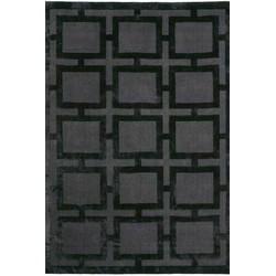 Katherine Carnaby vloerkleed Eaton Black - 170 x 240 cm