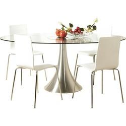 Kare Design Eettafel Possibilita - L180 X B120 X H75 Cm - Glas