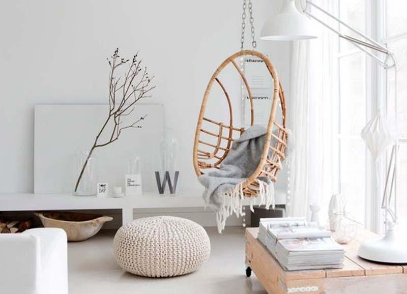 Trend: de hangstoel - Alles om van je huis je Thuis te maken ...