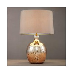 John Lewis Tabitha Copper Table Lamp