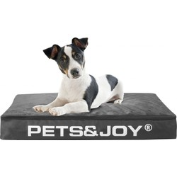 Sit&joy Dog Bed Medium - Antraciet