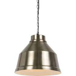 Industrial Pendant Lamp Steel - Next