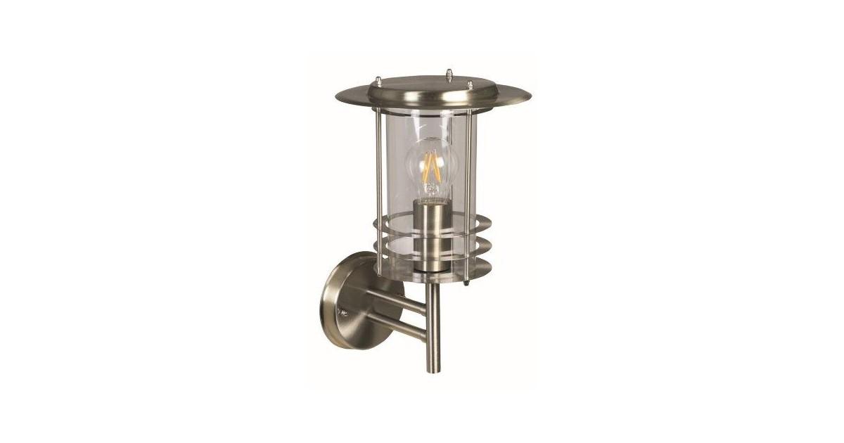 Luxform Phoenix wall wandlamp 230V - zilver