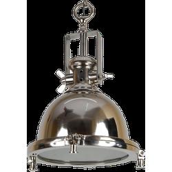 Hanglamp Emporio 32cm Glans Chrome