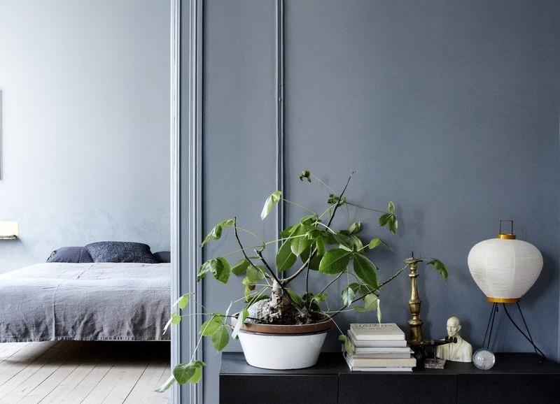 5 redenen waarom je nú je muren blauw wilt schilderen