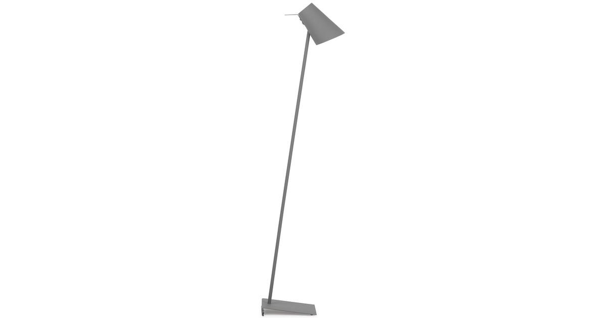 Cardiff - Vloerlamp - Grijs