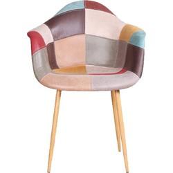 Oraz - set van 2 stoelen - licht