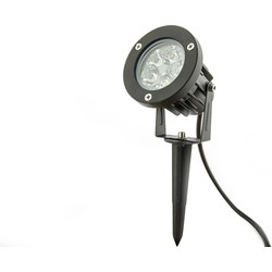 Groenovatie LED Prikspot Tuinverlichting 5W Waterdicht IP65, Warm Wit