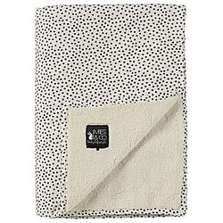 Mies & Co Soft Teddy Deken 80 x 100 cm - Cozy Dots