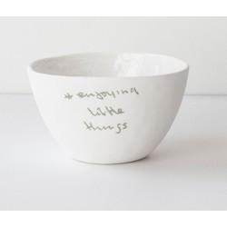 Bowl Historias - White