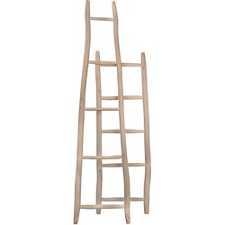 Household Hardware Luxe Ladder Bruin - 150 cm