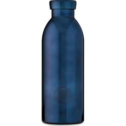 24Bottles Clima Bottle Drinkfles 0,5 L - Black Radiance