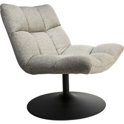 Dutchbone Fauteuil Bar Light Grey 78 x 66 x 81