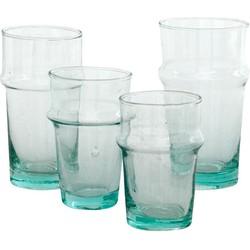 glas 'traditioneel'