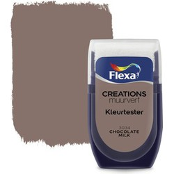 Muurverf Tester Chocolate Milk 30 ml