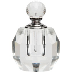 Clayre & Eef Parfumflesje 4x3x7 cm / 0,005L