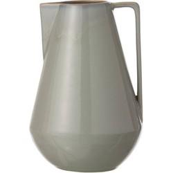 Ferm Living Neu Large Carafe - Ø 15 x H 22 cm. Grey
