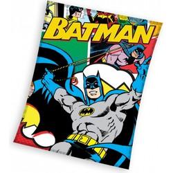 Fleece Deken Batman 110x140 Fleece Dekens