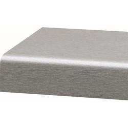 SCAB Design Tafelblad - L80 X B80 Cm - Vierkant - Werzalit® - Zilver