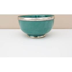 Schaal Tadelakt M mineral blue