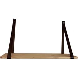 Wandplank Grijs Eiken.Wandplank Wandplanken Vergelijken Homedeco Nl