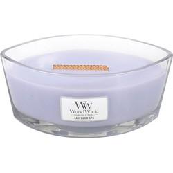 Woodwick HearthWick Flame Ellipse Lavender Spa