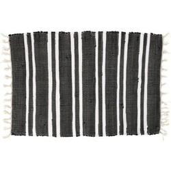 Anhui - Zwart/Wit