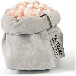 Uashmama paper bag grijs