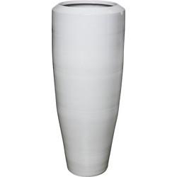 Vinci White - 37.0 x 37.0 x 90.0 cm