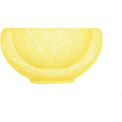 Nest Bowl Fruitschaal | 20 cm | Yellow