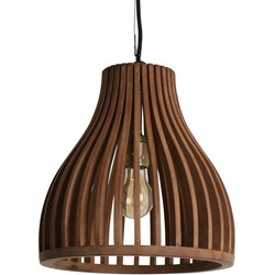 Hanglamp Phos - Shade - Teakhout - One World Interiors