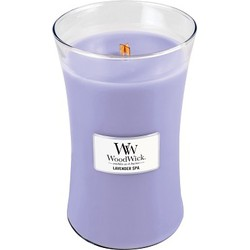 Woodwick Large Candle Lavender Spa