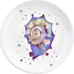 Clayre & Eef Decoratie bord Ø 20x2 cm