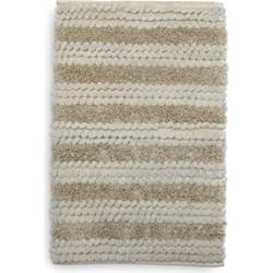 Badmat Roberto 60x100 cm beige - 60% Katoen 40% Polyester