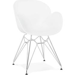Kokoon Chipie design stoel - wit