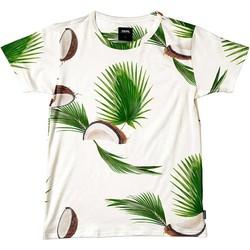 Snurk T-shirt Uni Coconuts-Maat: M
