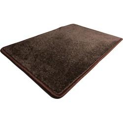 Karpet Banton - Bruin - 200 x 290 cm