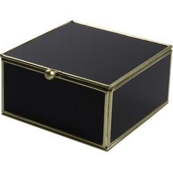 Home Delight Liso opbergbox S zwart