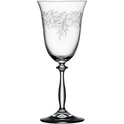 Bohemia Selection Weinkelche-Set, Kristallglas, »ROMANCE« (6 Stck.)