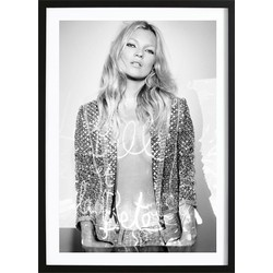 Kate Moss by Craig McDean Poster (21x29,7cm)
