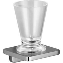 Dornbracht Lafleur Glashouder Wandmodel Champagne