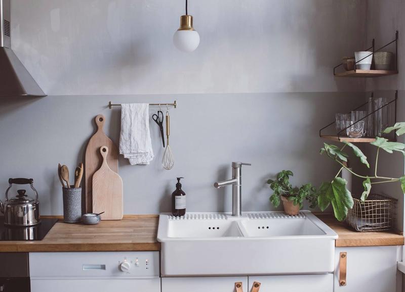 Dé tip voor kleine keukens of keukens met weinig opbergruimte!