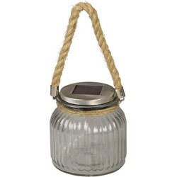 tuinverlichting Glass Jar