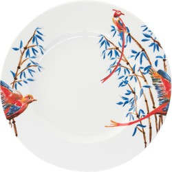 Dinerbord 27 cm Bamboo & Singing Birds