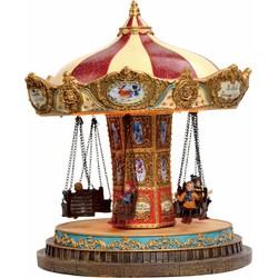 Luville carrousel inclusief adapter maat in cm: 18 x 18 x 21.5 in cadeaudoos